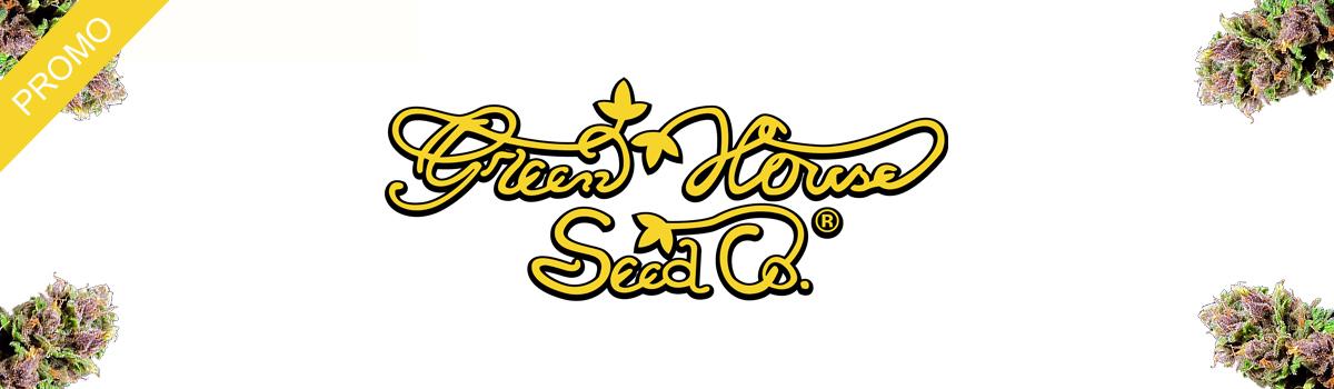 Акция на семена марихуаны Green House Seeds