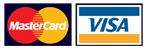 Платежи с помощью Visa и MasterCard